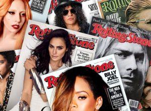 Журнал Rolling Stone выпустит документальный сериал «Звук и взгляд»