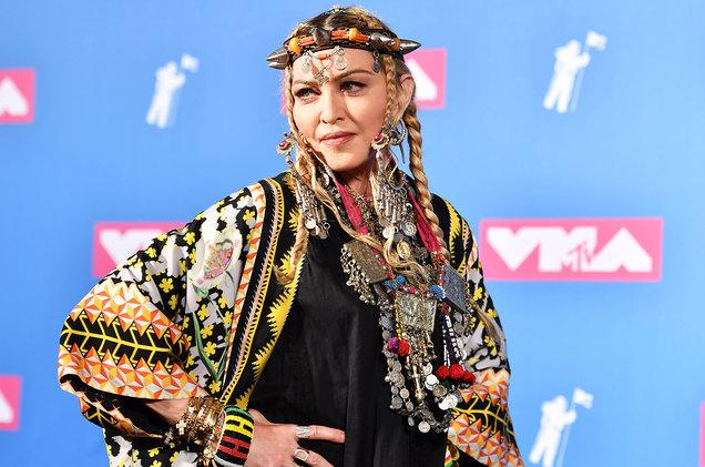 Новый сингл Мадонны предположительно выйдет в апреле