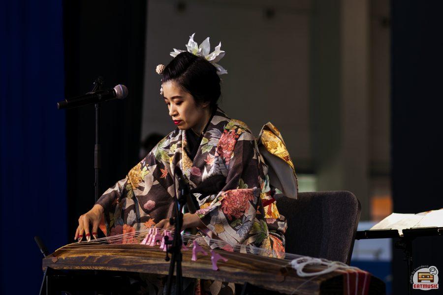 Как прошла музыкальная часть фестиваля Hinode Power Japan 2019 Госпожа Морикава Синоэ