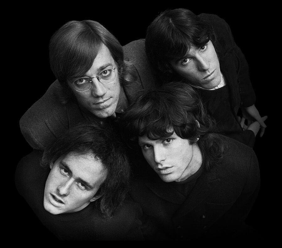 Джим Моррисон (Jim Morrison) в составе The Doors