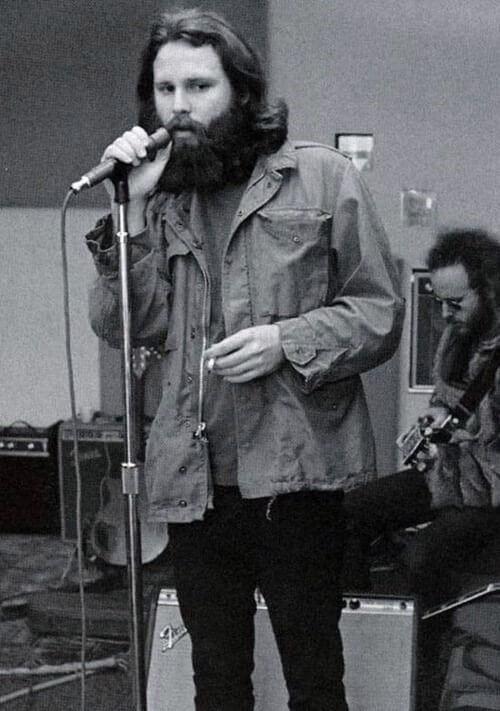 Джим Моррисон (Jim Morrison) на сцене / поздние годы
