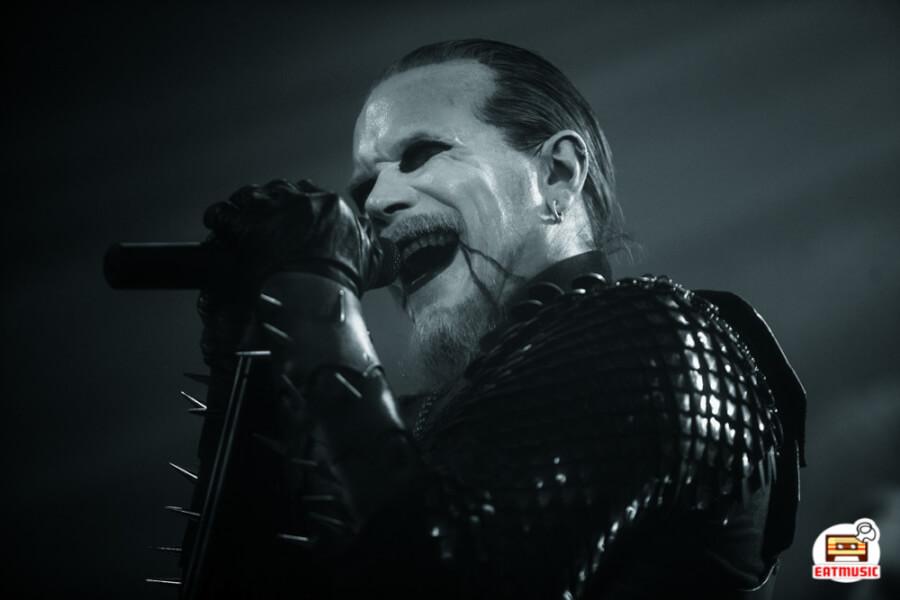 Концерт Dark Funeral (шоу в Санкт-Петербурге и Москве, апрель 2019): репортаж, фото Елизавета Сластухина