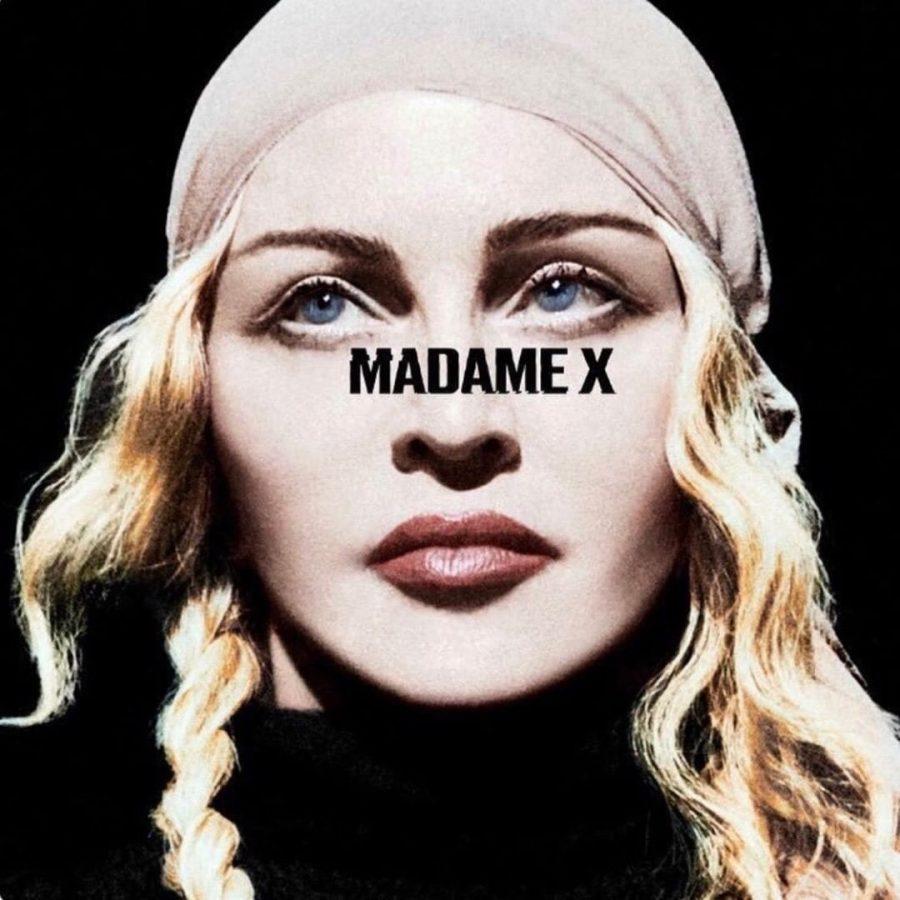 Сразу две обложки и треклист альбома Madame X: Мадонна на баррикадах
