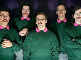 Металлисты Okilly Dokilly, вдохновившиеся Недом Фландерсом, попали в The Simpsons
