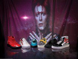 Обновить гардероб: коллекция Vans x David Bowie