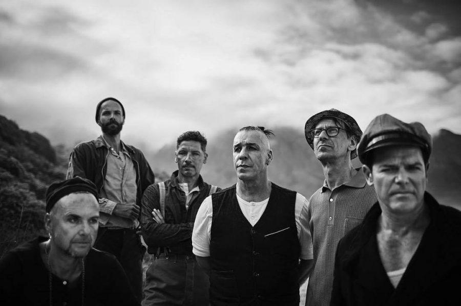 Обложка и треклист нового альбома Rammstein