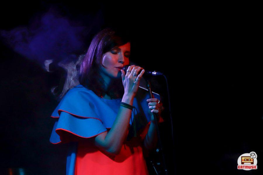 Концерт Tinavie в клубе Сердце: репортаж, фото