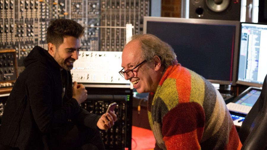 Ханс Циммер записал для BMW звуки двигателя