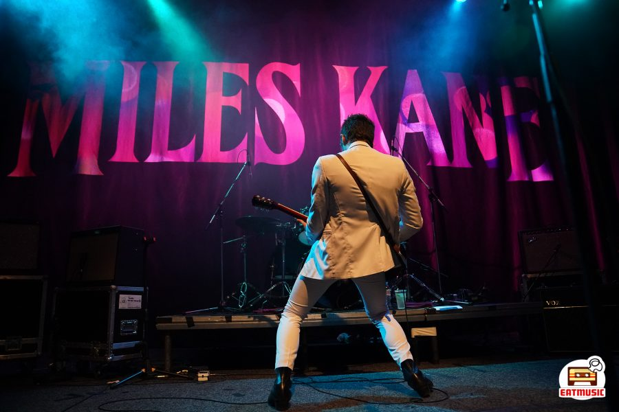 19.06.19 Miles Kane @ GLAVCLUB GREEN CONCERT