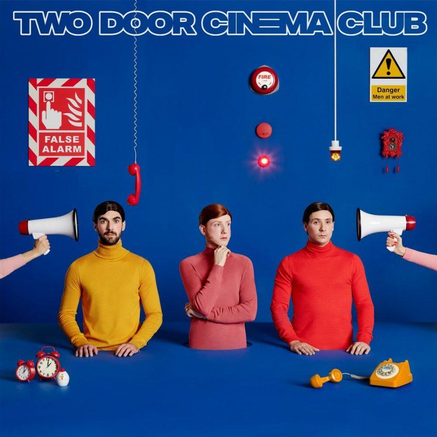 слушать Альбом Two Door Cinema Club — False Alarm рецензия