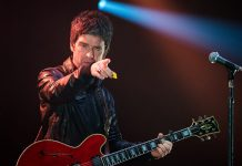 EP Noel Gallagher's High Flying Birds - Black Star Dancing