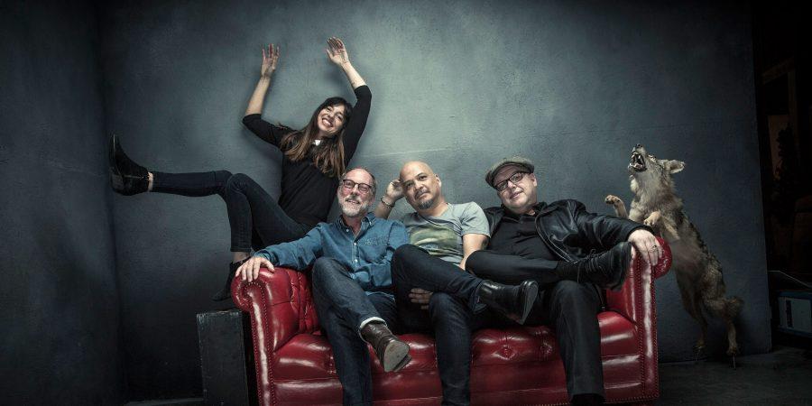 Слушать Сингл Pixies — On Graveyard Hill