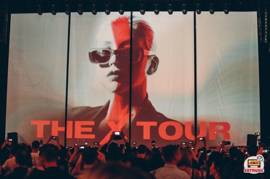 Концерт Кристины Агилеры в Ледовом Дворце 21.07.19: репортаж, фото
