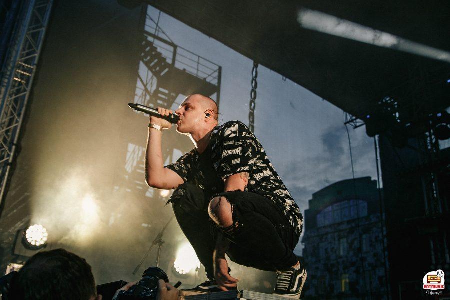 Концерт группы Anacondaz в Москве 24.07.19: репортаж, фото