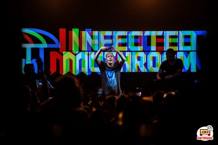 30/06/19 концерт Infected Mushroom @ Космонавт