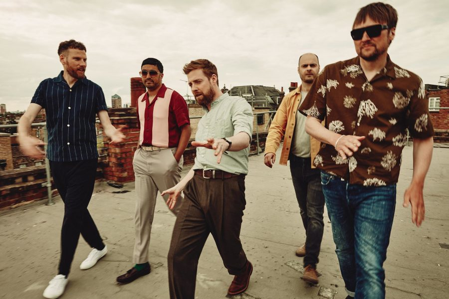 слушать альбом Kaiser Chiefs — Duck рецензия