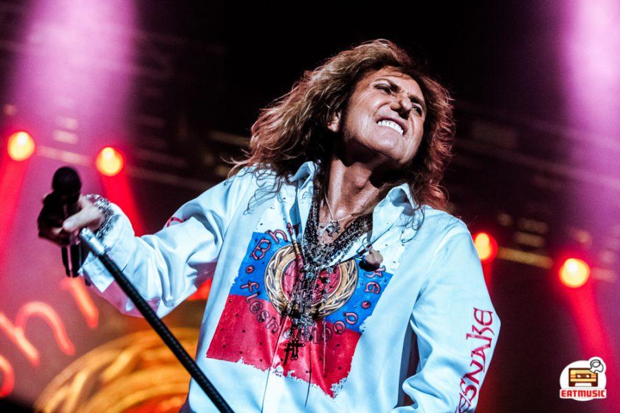 "Концерт Whitesnake в БКЗ ""Октябрьский"" 15.07.19: репортаж, фото"
