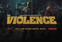 Клип ASKING ALEXANDRIA - The Violence