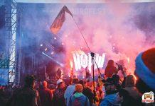 Выступление группы ЙОРШ на фестивале Доброфест 2019