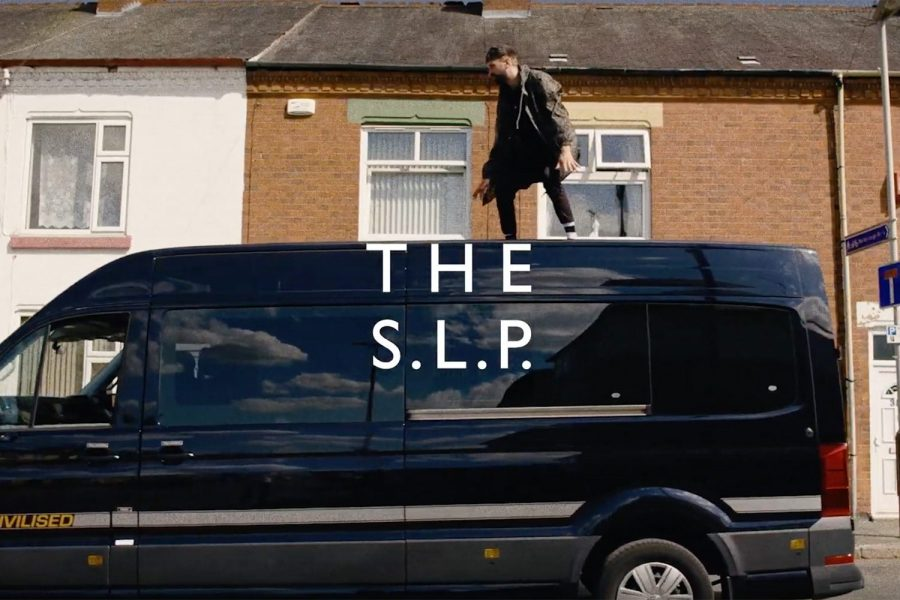 Сингл THE S.L.P. - The Youngest Gary