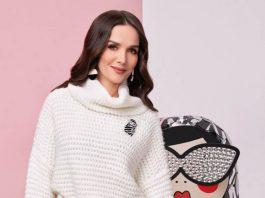 Наталия Орейро стала лицом новой коллекции Zarina