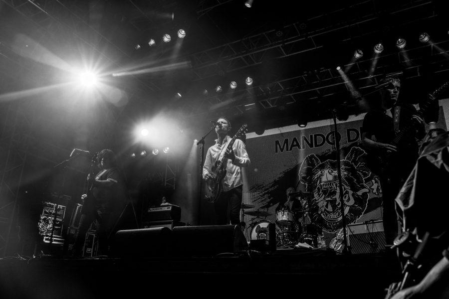Про сингл Mando Diao - One Last Fire рецензия