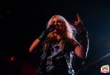 Концерт DORO в клубе ZAL 06.09.19: репортаж, фото