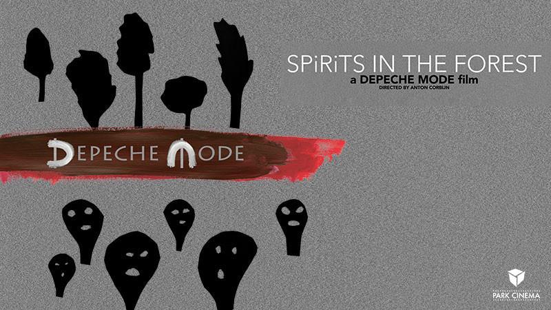 Depeche Mode анонсировали документальный фильм Spirits in the Fores