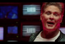 Клип David Hasselhoff — Open Your Eyes feat. James Williamson