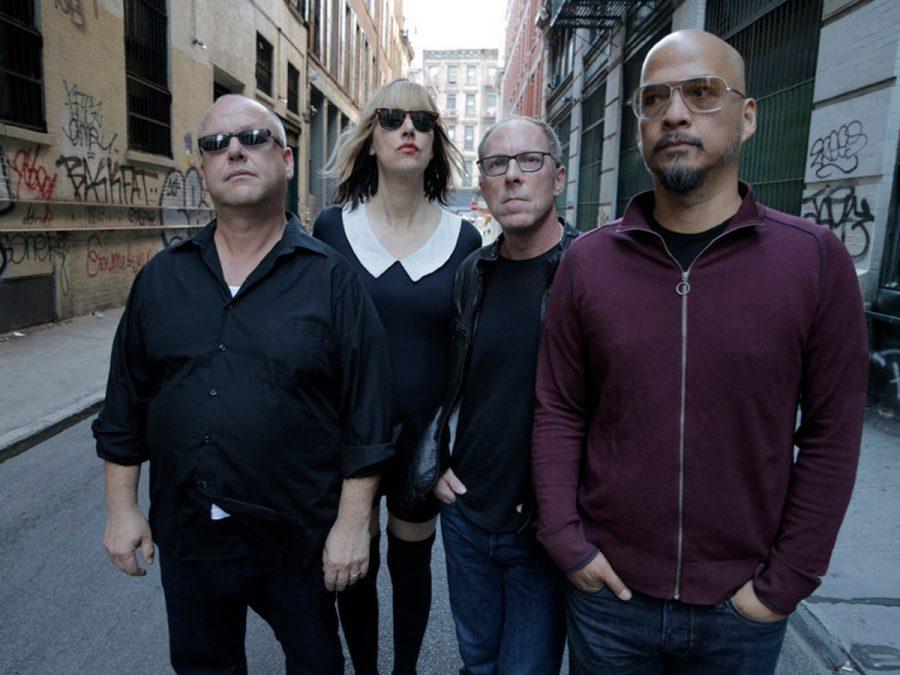 Альбом Pixies — Beneath the Eyrie: рецензия