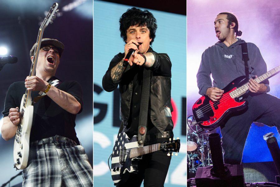 Совместный тур Green Day, Weezer и Fall Out Boy