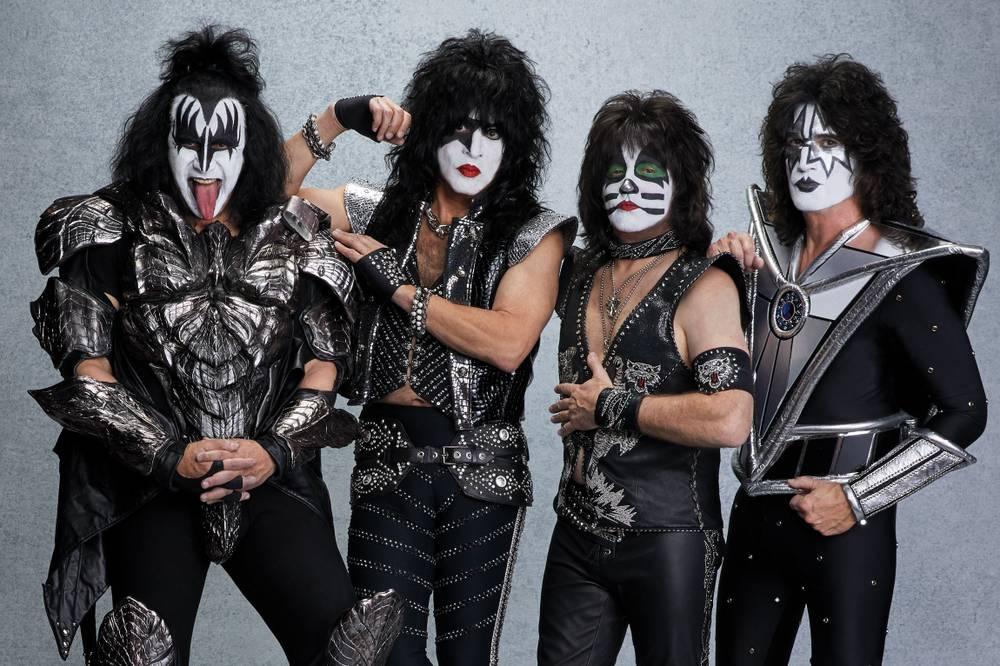 Концерт Kiss для акул пройдёт неподалеку от Австралии