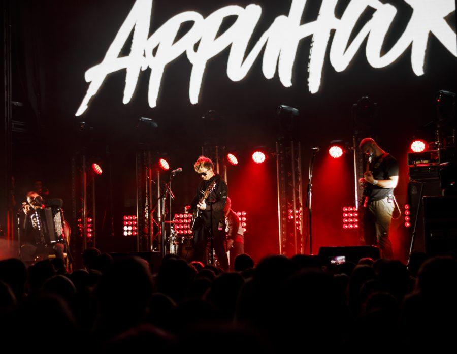 Концерт Аффинаж в Москве 11.10.2019: репортаж, фото