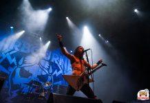 Концерт Airbourne в Главclub Green Concert 2019: репортаж, фото