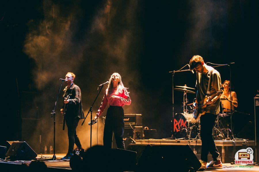 Концерт группы RSAC в Главclub Green Concert 2019: репортаж, фото