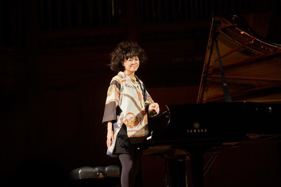 Концерт Hiromi в Большом зале московской консерватории 04.10.19: репортаж, фото