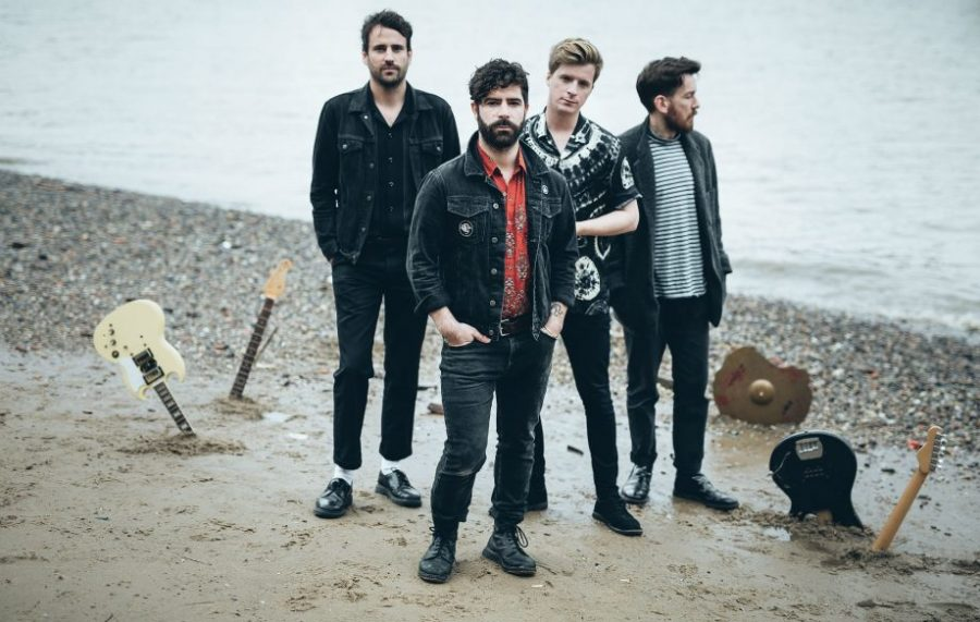 альбом Foals — Everything Not Saved Will Be Lost, Part 2 рецензия