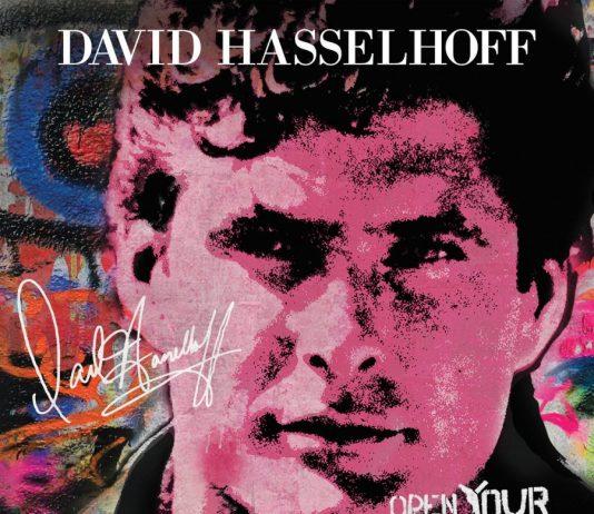 Альбом David Hasselhoff — Open Your Eyes вышел 27 сентября