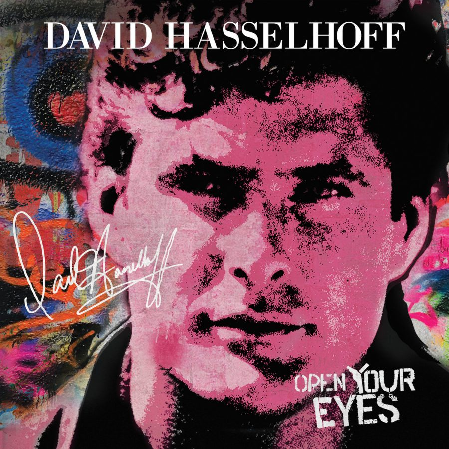 Альбом David Hasselhoff — Open Your Eyes вышел 27 сентября