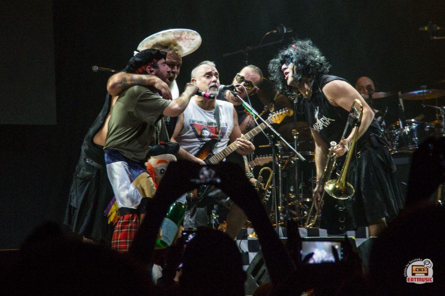 Концерт группы Ska-P в Москве 29.09.19: репортаж, фото