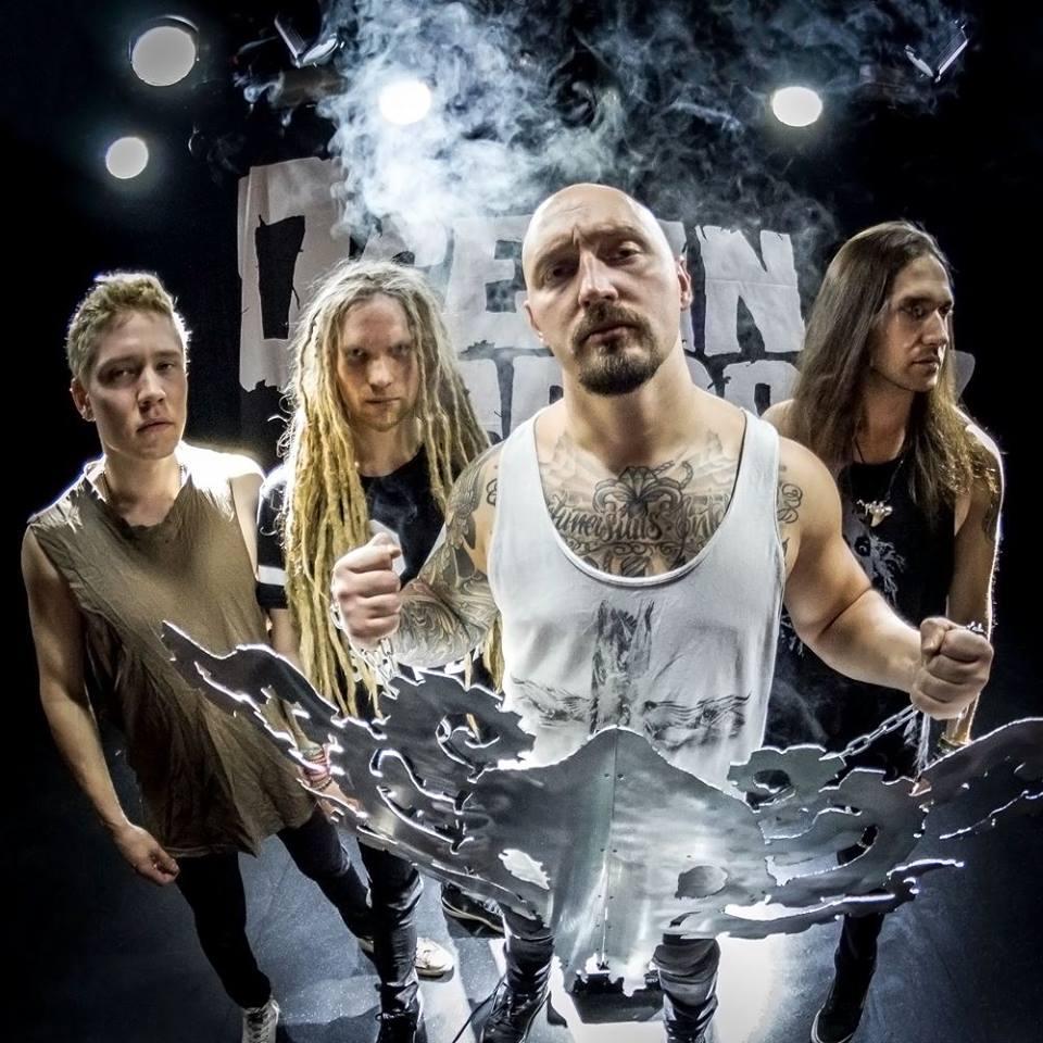 Разбираем дебютный EP финских металлистов Oceanhoarse — Voluntary Bend