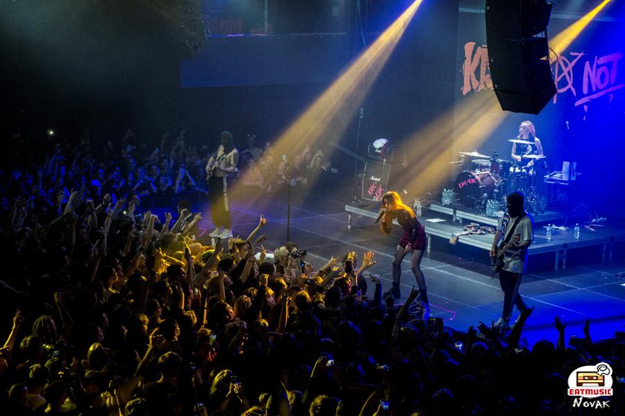 Концерт группы Кис-кис в Arbat Hall 23.11.2019: репортаж, фото