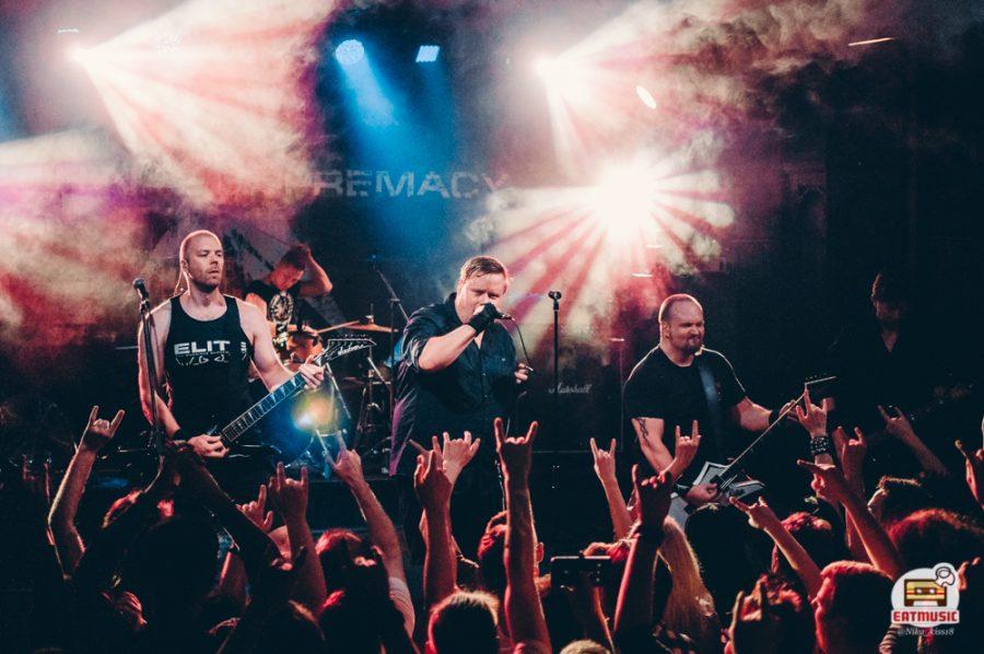 Концерт Machinae Supremacy в Петербурге 08.11.19: репортаж, фото