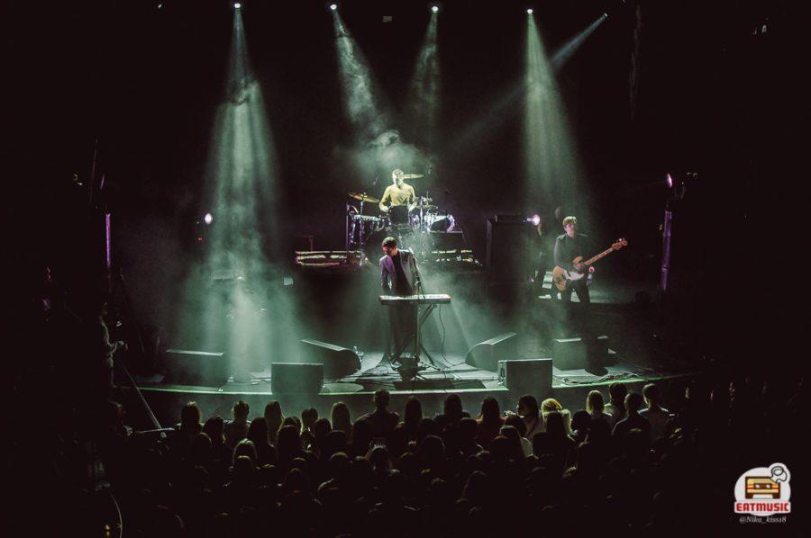 Концерт группы Свидание в Санкт-Петербурге 21.11.19: репортаж, фото