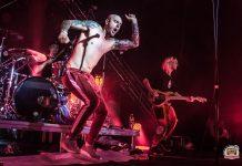 Концерт ГУДТАЙМС в Арбат Холле 01.11.19: репортаж, фото