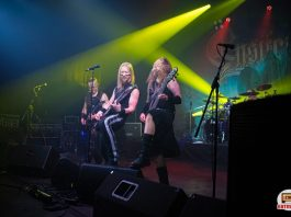 Концерт Ensiferum в Петербурге 24.10.19: репортаж, фото