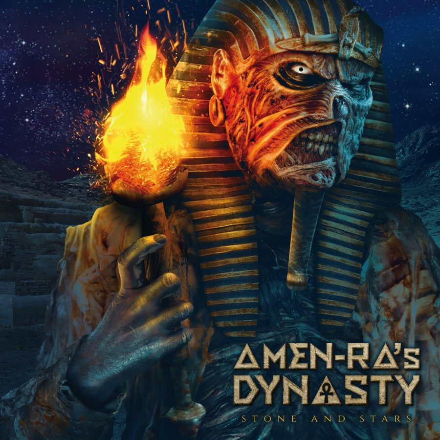 Слушать сингл Amen-Ra's Dynasty — Stone and Stars: