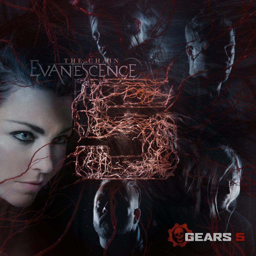 Новый сингл Evanescence — The Chain для игры Gears 5
