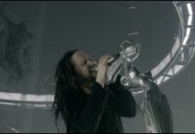 Новое видео Korn - Cold