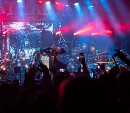 Концерт Catharsis в ГлавClub Green Concert 03.11.19: репртаж, фото
